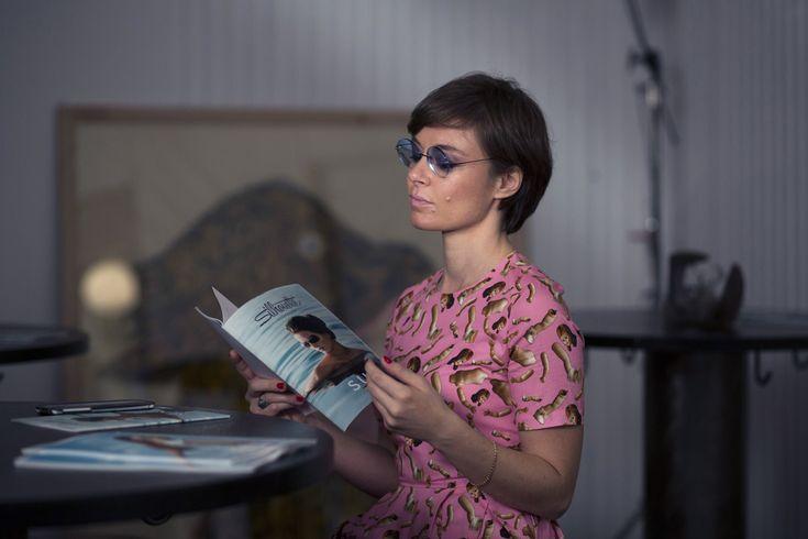 Reading Look: Giorgia Fiore