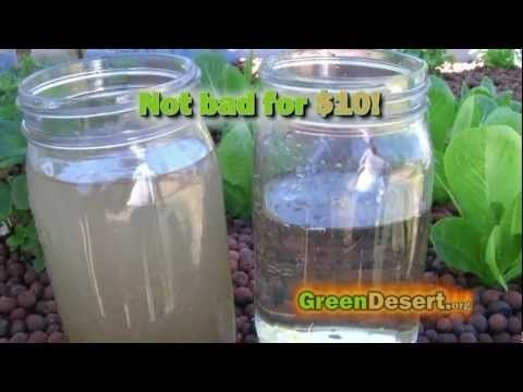 How to make a #SwirlFilter. Simple swirl #filter you can build that does an amazing job for your #aquaponics system for cheap.  http://greendesert.org/Videos.html  http://Twitter.com/thegreendesert http://Facebook.com/TheGreendesert http://pinterest.com/GreenDesert http://green-desert.tumblr.com/