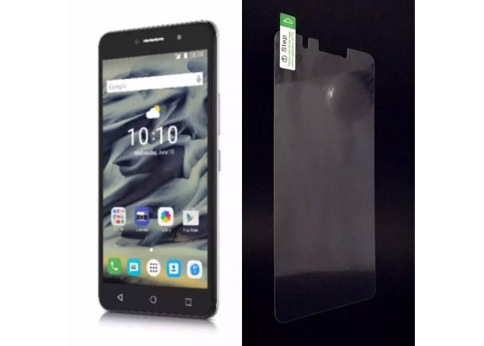 Guili Guili Fundas y Accesorios Para Smartphone: Mica Cristal Templado Alcatel Pixi 4, 6 Pulgadas Glass 9H - Kichink