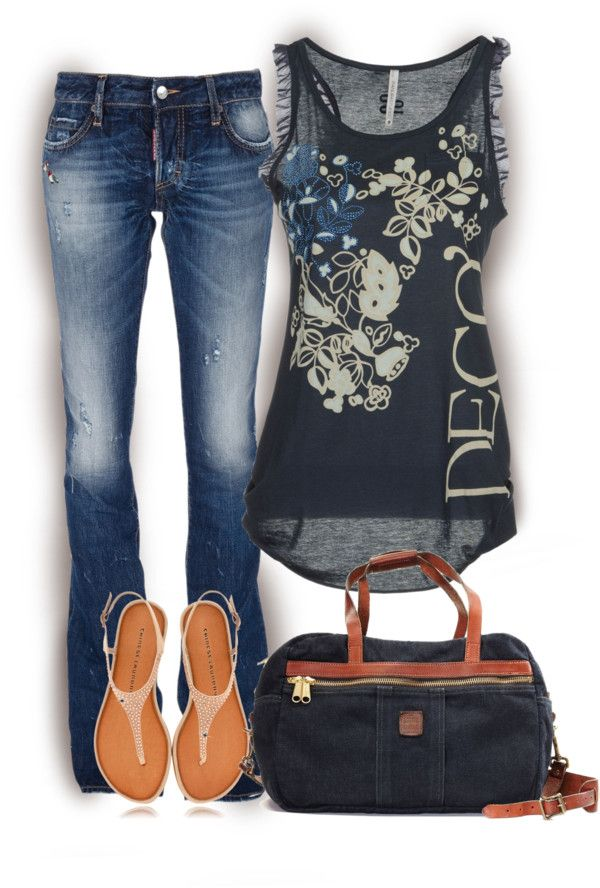 """""""Untitled #2662"""" by lisa-holt on Polyvore"""