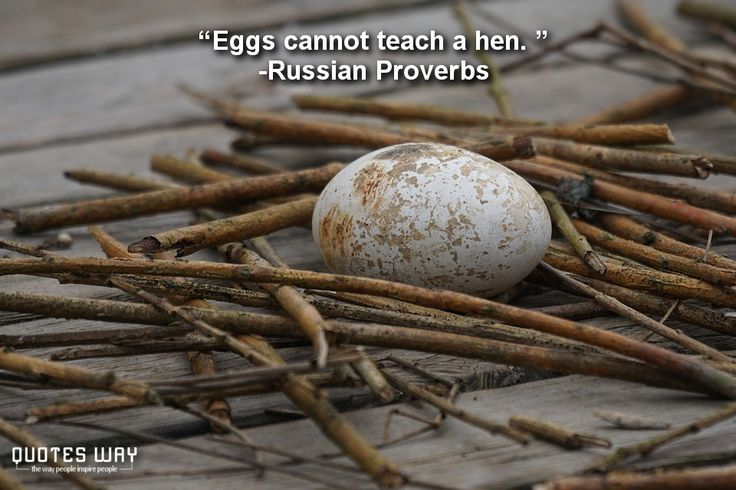 100 Russian Sayings