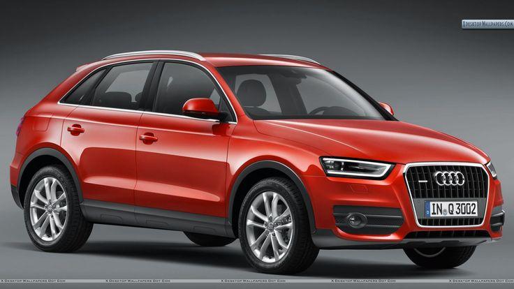 Audi Q32012 Audi, 20 Tdiaudi, Audi Q3, Audiq3, Audi Suv, Q3 Cars, Audi Cars, Quattro Audi, Favorite Cars