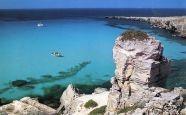 """""""Cala Rossa"""". Favignana. Isole Egadi, Italia"""