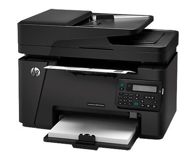 The LaserJet Pro M1217nf IS New HP's Printer suitable for the small offices that output a high volume of monochrome prints