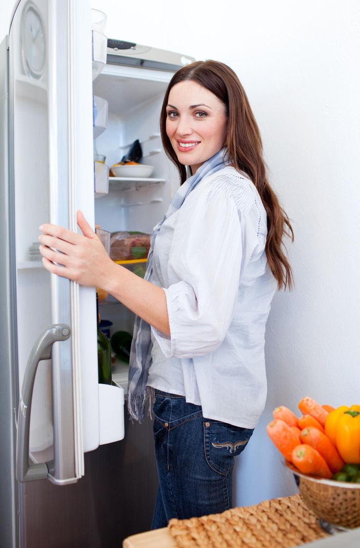 Let's start from scratch: Take everything out of your refrigerator, making sure to put perishables in a cooler for the time being and tossing out any expired food.  Well, lining your fridge will put an end to that.  Related on Yahoo Makers: The Top 10 Organizing Tips From an Expert  Once you've got your shelves cleaned and sealed, it's time for bins! Labelled bins are the perfect way to make sure everything stays in its right place.  While we've been busy filling your new…