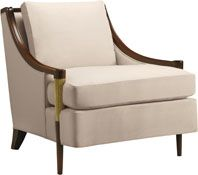 One of my favorite chairs from Baker. Designed by Barbara Barry.