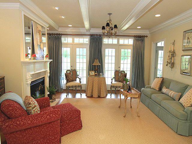 Family Room Wall Colors Part - 39: Benjamin Moore- Philadelphia Cream | Decorating Ideas | Pinterest |  Benjamin Moore, Room And Living Rooms