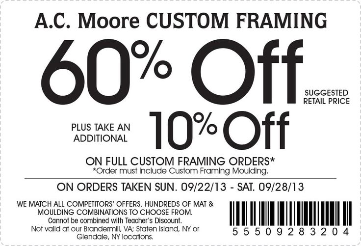 photo relating to Ac Moore Printable Coupon Blogspot referred to as Framing coupon codes ac moore - Bissell significant eco-friendly condominium coupon 2018