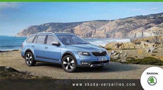 Nouvelle Skoda Octavia Scout : la baroudeuse se dévoile  >> http://www.skoda-versailles.com/actualites-skoda-sport-autos/43/nouvelle-skoda-octavia-scout--la-baroudeuse-se-devoile  #skoda #octavia #combi #scout #cars #voitures #auto #automobiles #touring