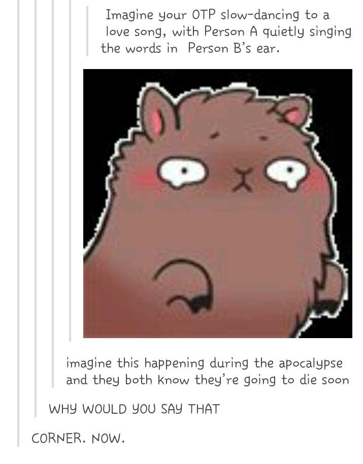 THIS IS POSSIBLY THE BEST AND WORST POST EVER IM MENTALLY ATTACHED TO THIS POST NOW