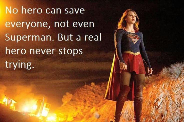 Supergirl quote