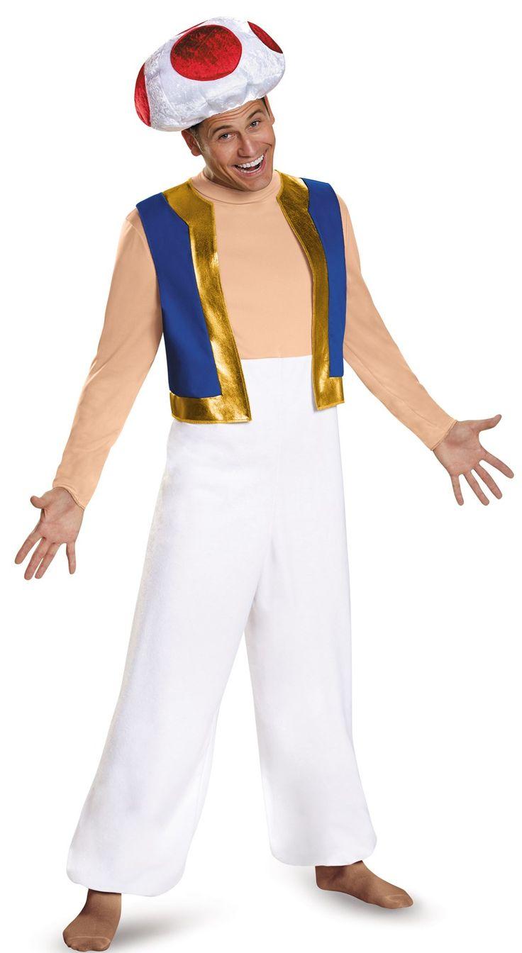 Adult mario costume