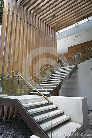 escaleras de madera modernas buscar con google