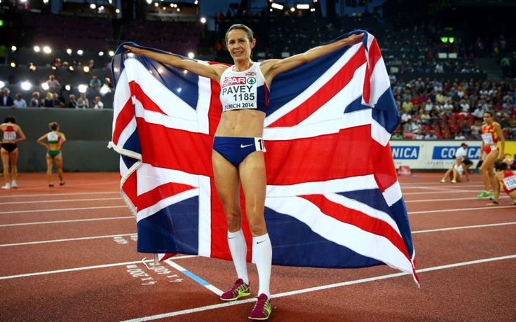 Jo Pavey, the champion athlete, has to win BBC Sports Personality of the Year.   She proves to the world that women are just as valuable, if not more so,   after having children, argues Jenny Cornish