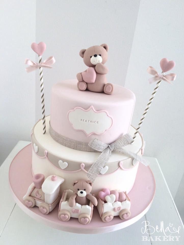 Phenomenal Pin By Iva On Cakes Baby Birthday Cakes Shower Cakes Funny Birthday Cards Online Amentibdeldamsfinfo