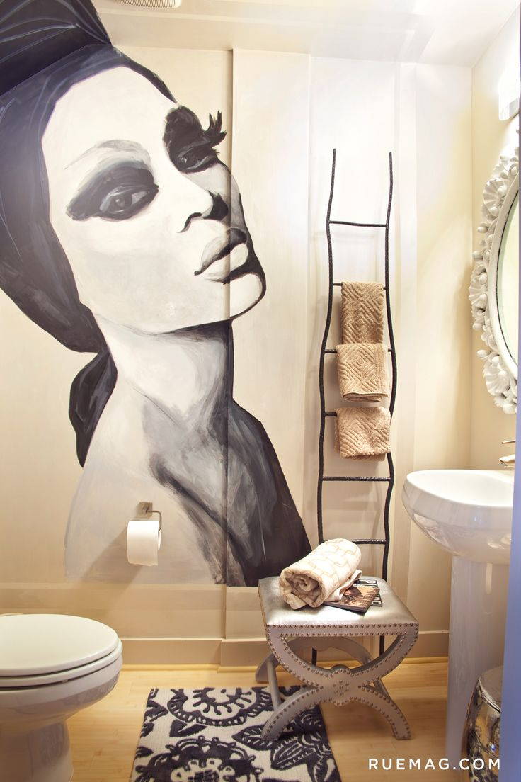 201 best painted murals and trompe loiel images on pinterest 6 homes that prove you need a mural rue