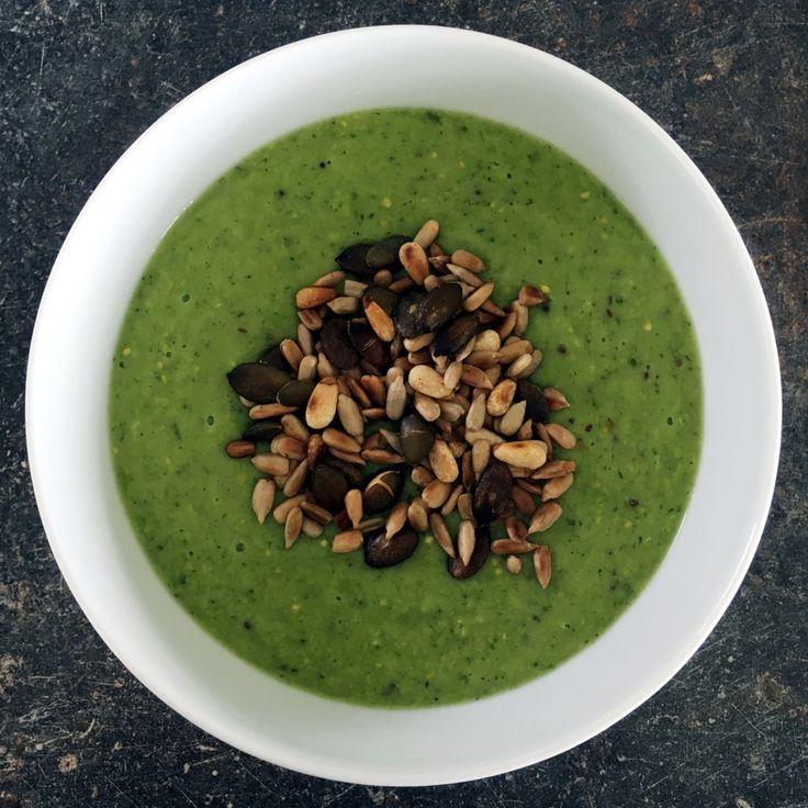 erbsensuppe // healthy avocado