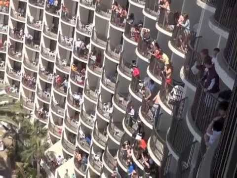 PCB Spring Break | PCB Spring Break 2013 @ Holiday Inn (GoPro Edition) - YouTube