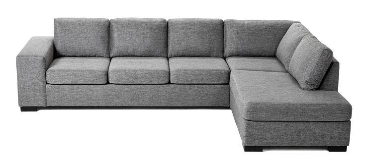 Produktbild - Nevada, 3-sits soffa, divan höger