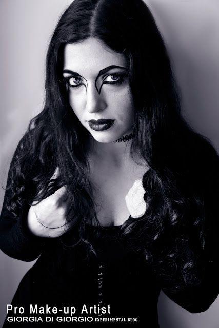 Make-Up Artist: Halloween Makeup Ideas by Giorgia Giorgio 2015