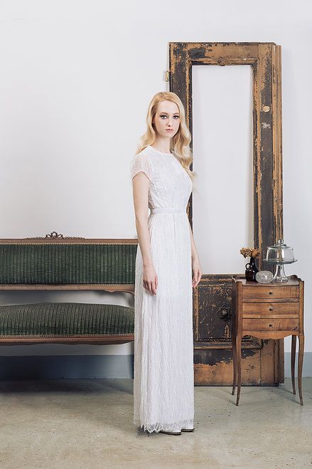 MAY TANG LONDON | Wedding Dress | Midnight