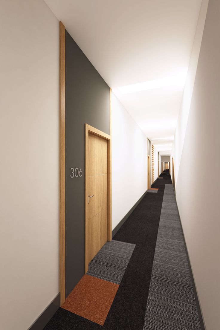 Interior Office Design. Crave Id. Queens Dock. Apartment Corridor Interior  Office Design I