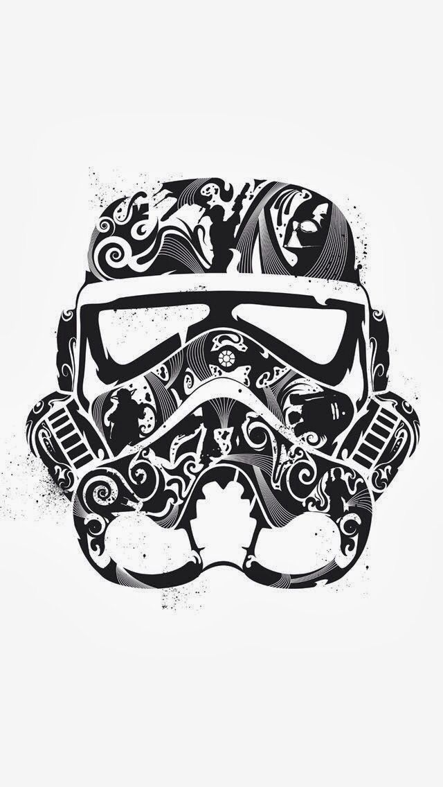 Epic stormtrooper tattoo idea!
