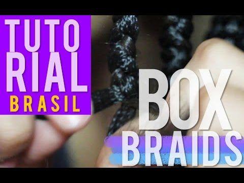 TUTORIAL: Como Fazer BOXER BRAIDS! – YouTube