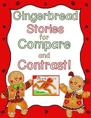 Herding Kats in Kindergarten: A Comprehensive Look At Gingerbread Stories!