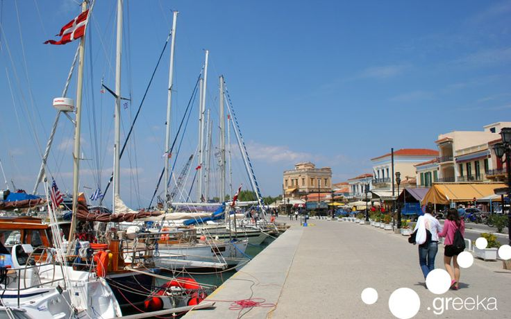 One day ferry trips from Athens: Aegina island