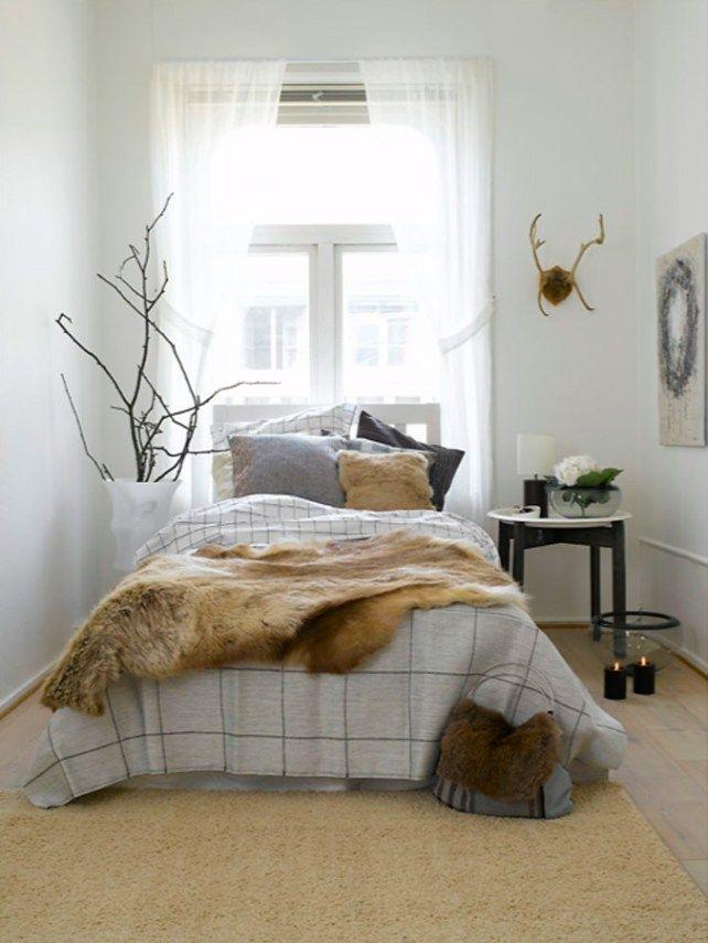 INTERIØRTIPS - Sensuelt, romantisk og forførerisk soverom i nordisk stil 09
