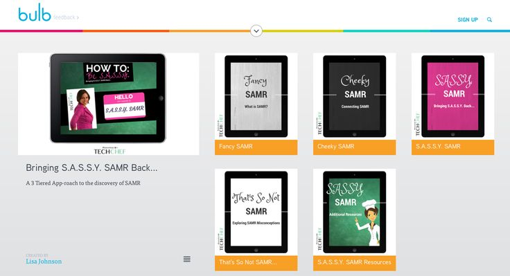 S.A.S.S.Y. SAMR 3.0 - a thorough collection of SAMR Models and PD Resources that is differentiated