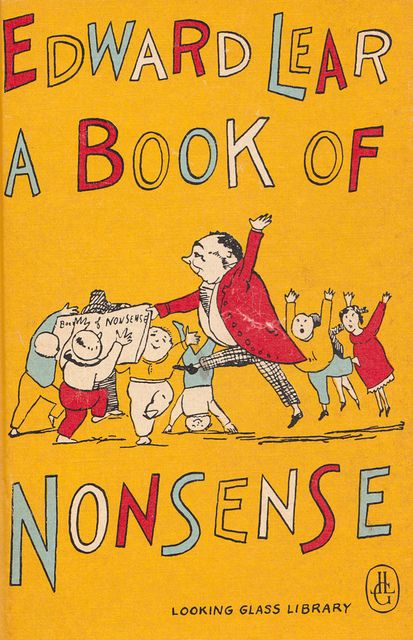 A Book of Nonsense by my vintage book collection (in blog form), via Flickr