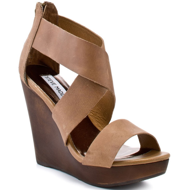 Steve Madden Riddgge - Natural This is the shoe. To bad for me its out of  stock at absolutely every single website
