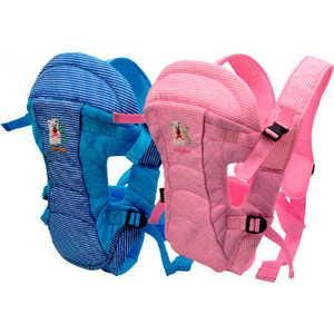 Baby Care HS-3183 Blue  — 1620р. ------------------------------- Материал искусственная ткань    Дополнительная информация Легкая и проветриваемая сумка для ношения ребенка дома и на улице. Характеристика:  Мягкий, крепкий материал создает прохладу и комфорт для малыша.  Эффективно отводит тепло и влагу от тела ребенка.  Создает отличную поддержку и принимает форму, удобную для ребенка.  Ножки малыша разведены под углом 45?, что обеспечивает профилактику развития дисплазии…