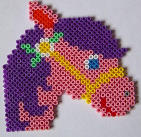 paard van strijkkralen