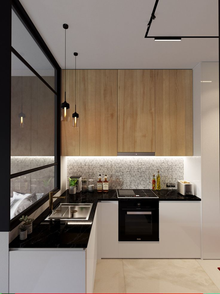 Home Designing — (via 3 Small Spaces Packed With Big Style-...