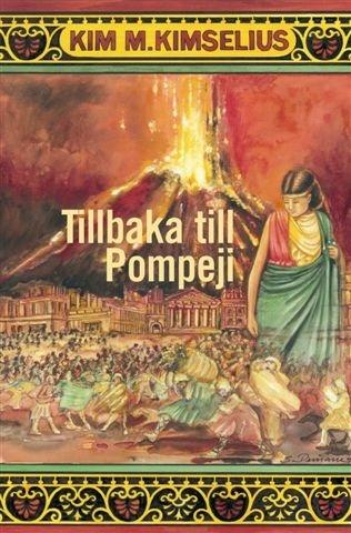 År 79 e.Kr. förintades staden Pompeji av ett vulkanutbrott, när Vesuvius vaknade till liv. Pompeji förstördes och många av stadens invånare och djur dog. I Tillbaka till Pompeji får du följa det dagliga livet i staden fram till vulkanutbrottet. En otroligt spännande bok som du inte kan lägga ifrån dig! Min debutbok som sålde i 11.000 ex första veckan och ständigt trycks om :-)