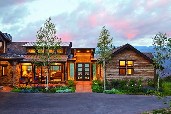 Mountain Modern With an Old-Homestead Twist