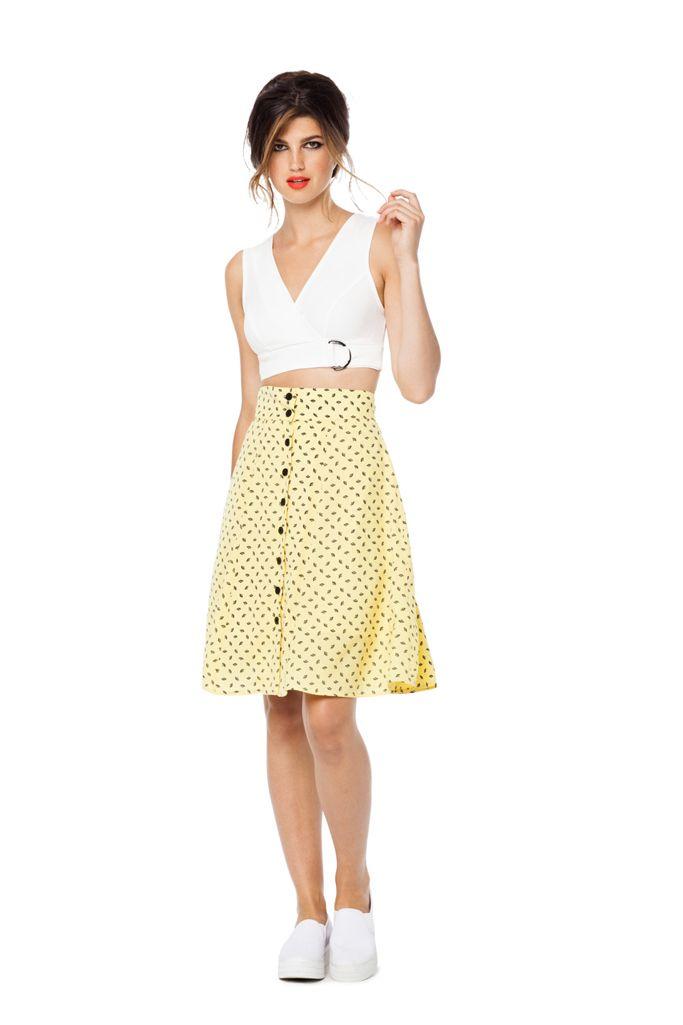 Jupe GRAN VIA skirt - PE/SS16 Annie 50