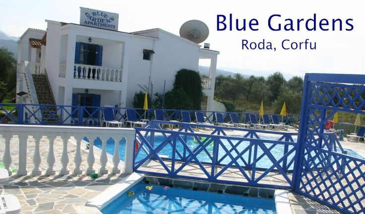 Blue Gardens Apartments, Roda, Corfu