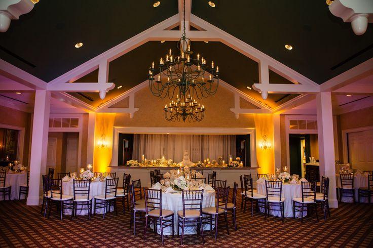 Sugarloaf country club wedding