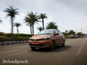 Tata Tigor Bookings Start Ahead Of Launch In India