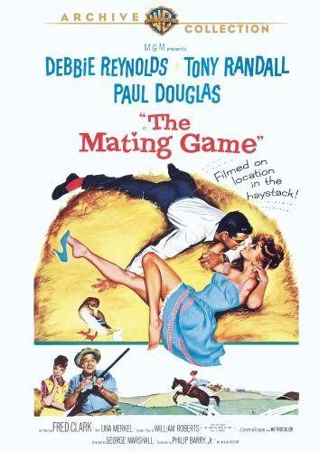 Amazon.com: The Mating Game: Debbie Reynolds, Paul Douglas Tony Randall, George Marshall: Movies & TV