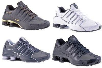 Ecco un altro modello di scarpe tra i più venduti e apprezzati: Nike Shox NZ Uomo scontate del 47%, incredibile!