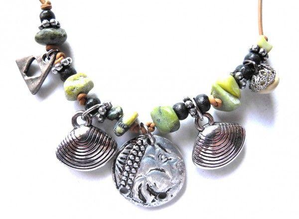 Crepundia necklace