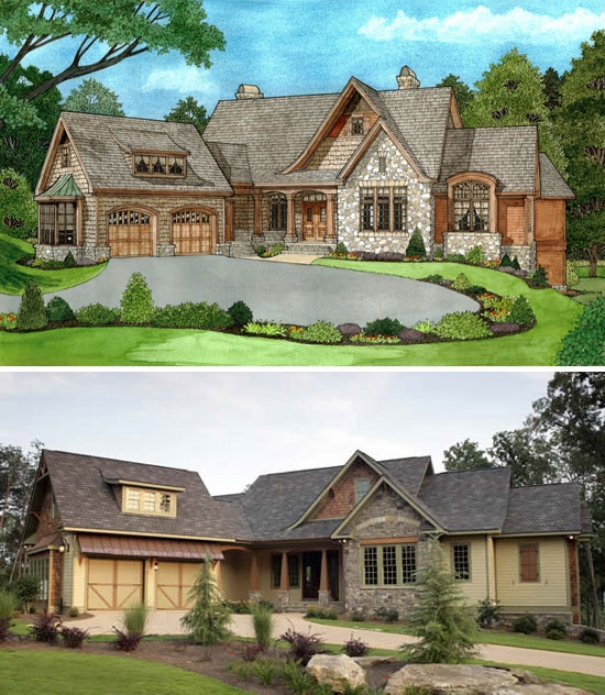 109 Best Rendering To Reality Completed Images On