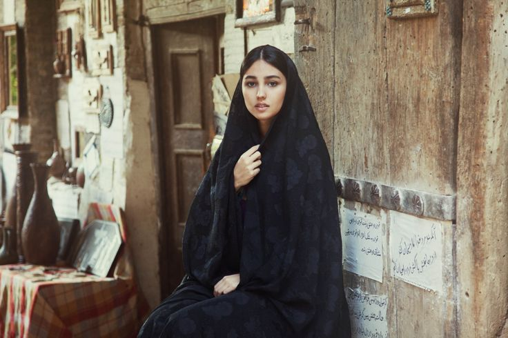 - theatlasofbeauty: Ramina in Shiraz, Iran