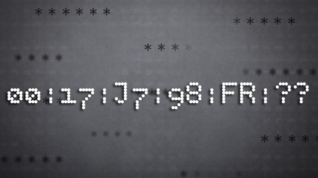 Randomize Your Computer's MAC Address with This Script