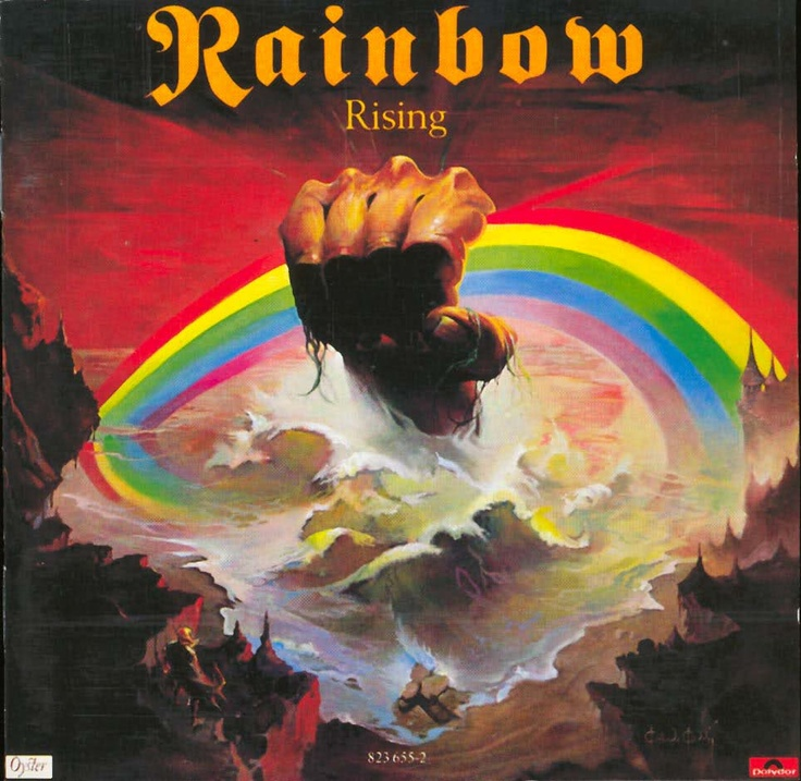 """Man on the Silver Mountain"" is a song from the first album by British rock guitarist Ritchie Blackmore's solo band Rainbow, released in 1975."